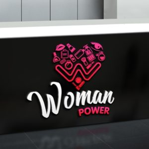 Woman Power – Logo